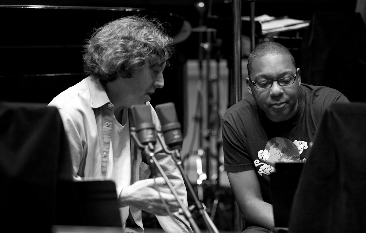 Dan Pritzker (Director) and Wynton Marsalis.