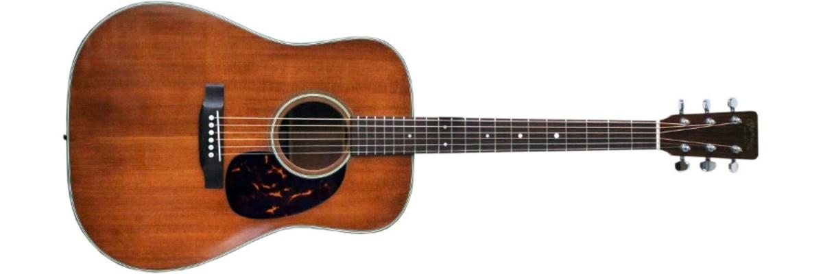 Reviewing the Rare Martin D-19 and Martin D-17m Guitars