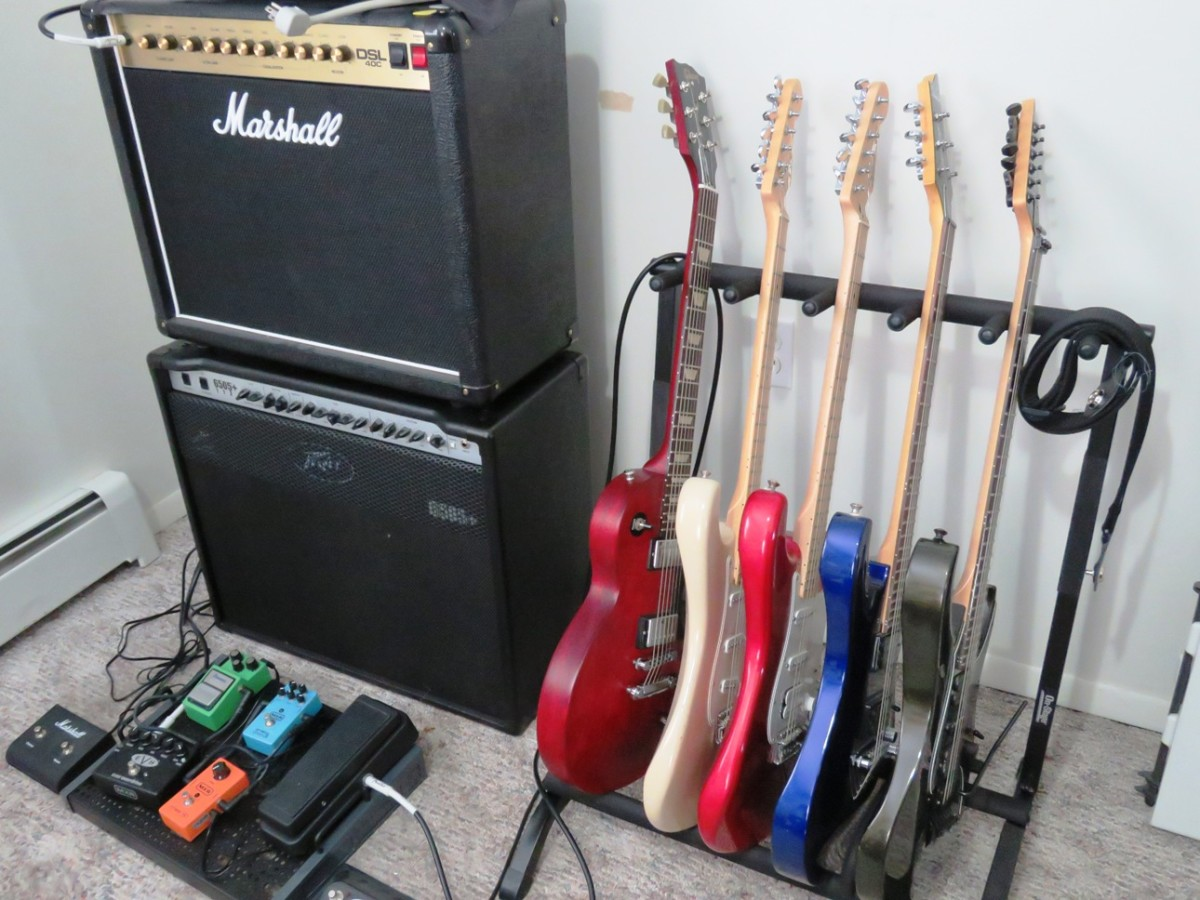 If you're looking for your own unique tone a tube amp and separate effects may be a better option.
