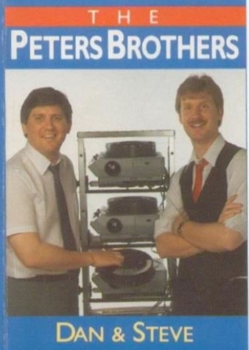 "Sweater vests and slide projectors? Oh yeah, These guys are definitely experts on what's ""cool."""