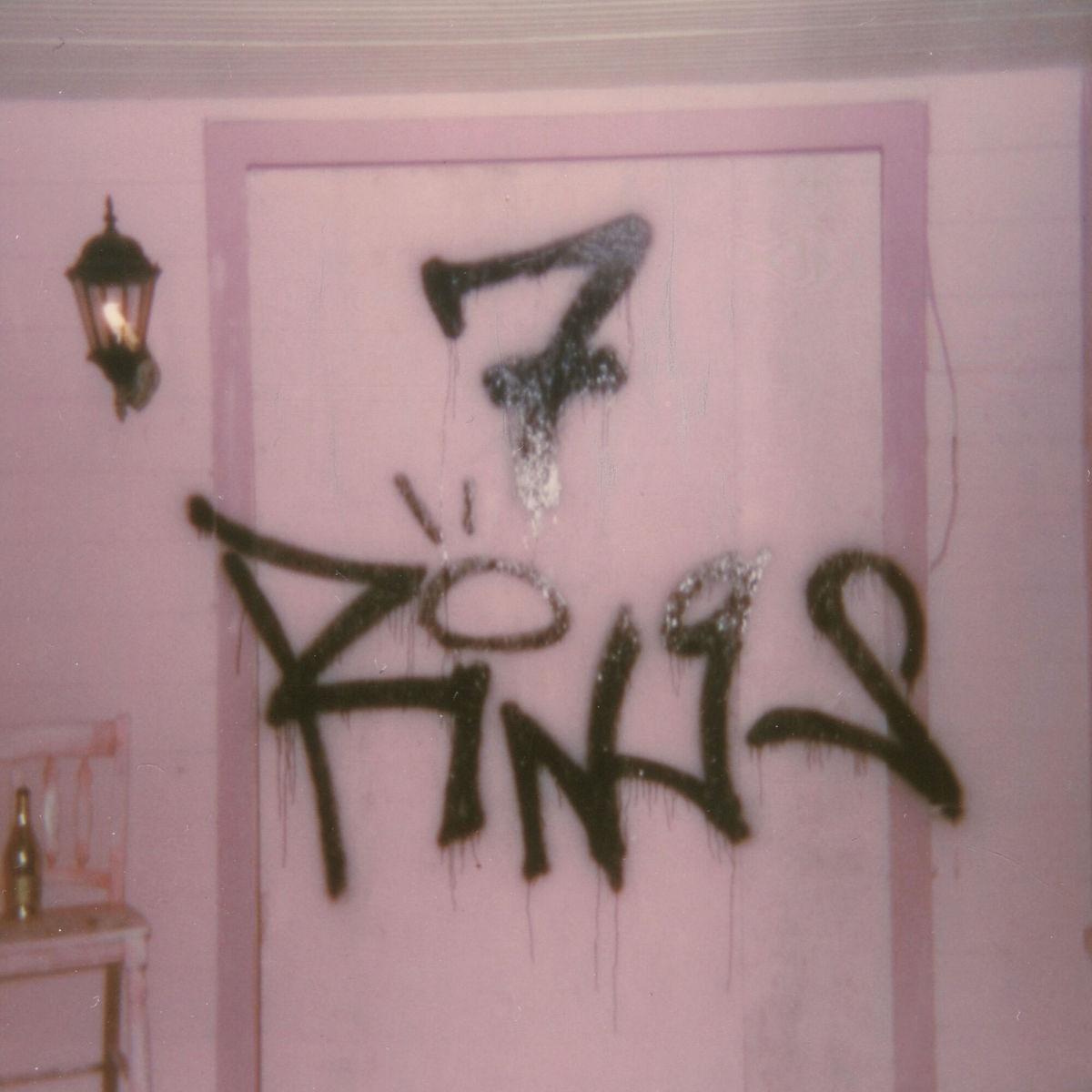 """Ariana Grande—""""7 Rings"""""""
