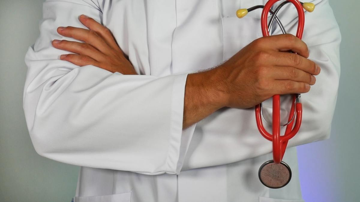White coat hypertension is a patient's tendency to experience high blood pressure when visiting the doctor. People with the condition are twice as likely to die of a heart attack or other cardiac event than those with normal blood pressure readings.