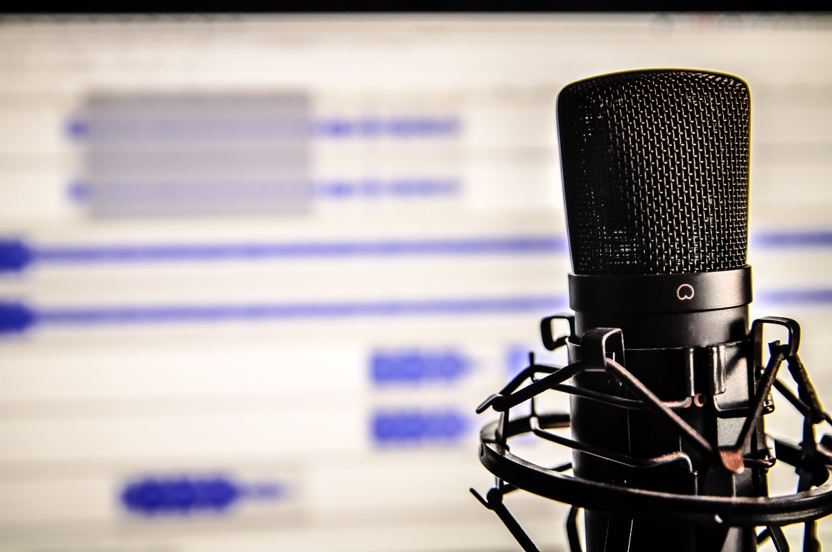Using my computer, a condenser mic and a few other products, I made my own recording studio for under $300.