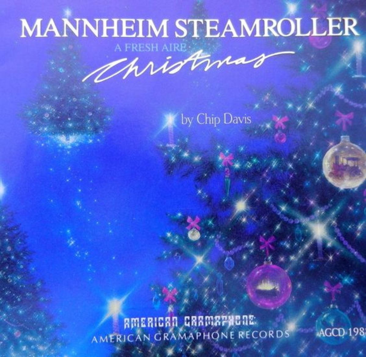 Manheim Steamroller—A Fresh Aire Christmas