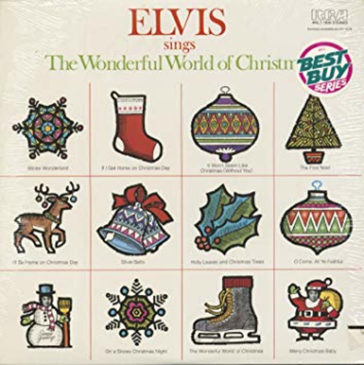 Elvis Presley—The Wonderful World of Christmas