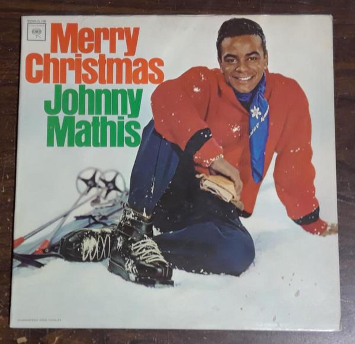 Johnny Mathis—Merry Christmas