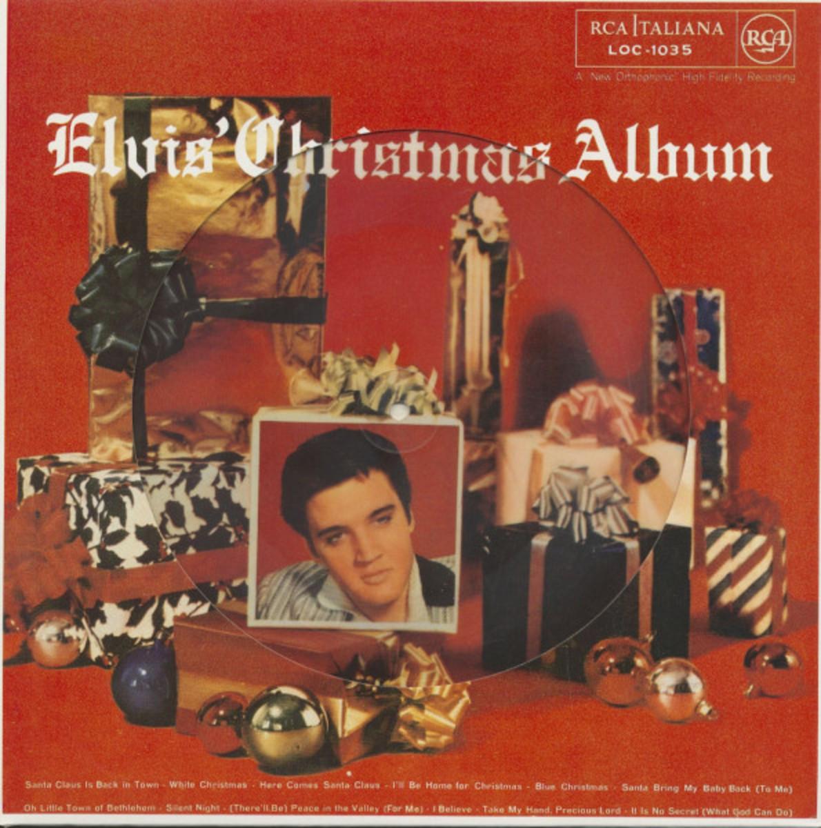 Elvis Presley—Elvis Christmas