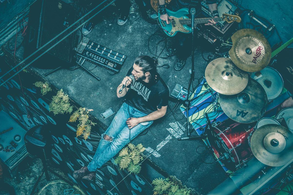 Alternative rock music has a longstanding culture of DIY.