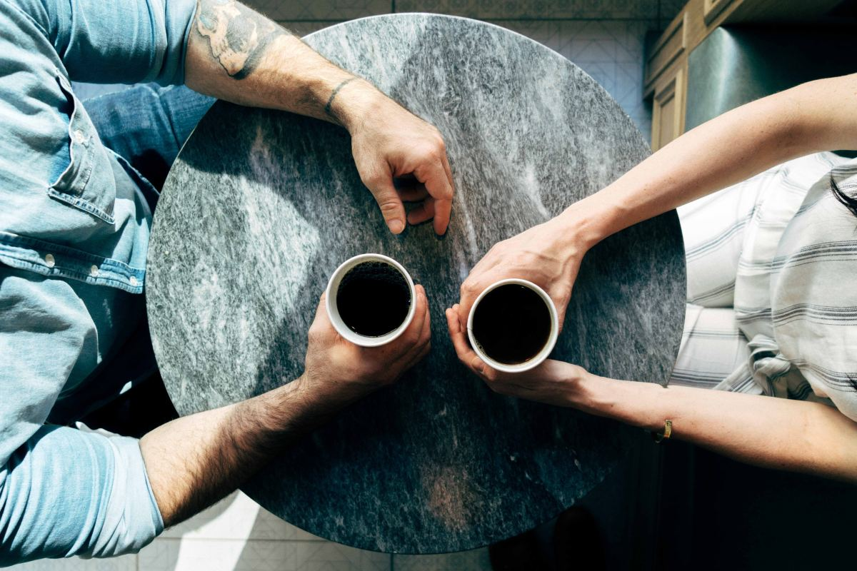Alternative love songs are often played at coffee shops and thrift stores.