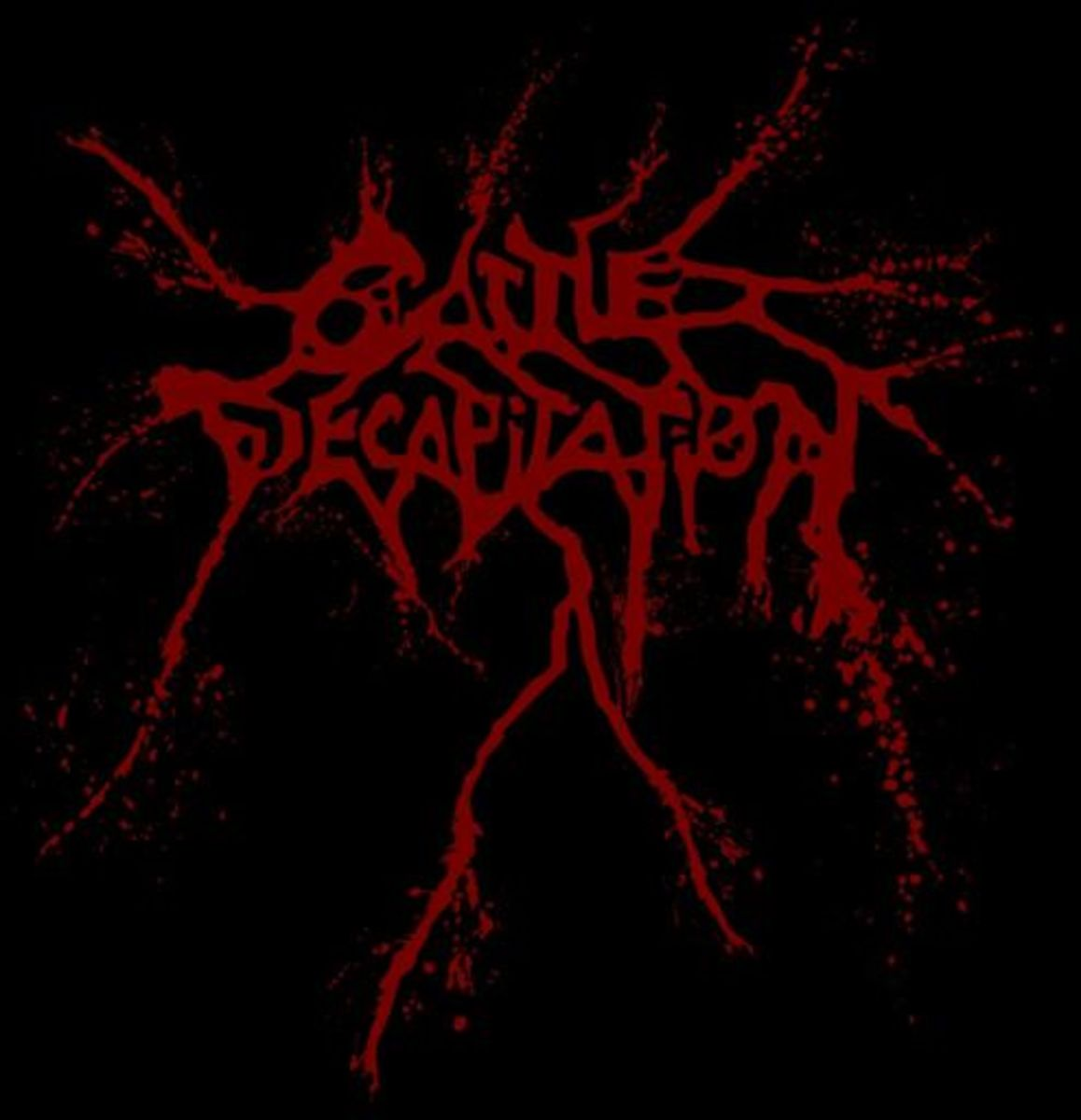 logo for death metal band, Cattle Decapitation