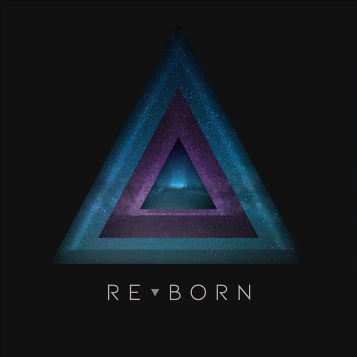 "Art for Dhastron's new single, ""Re-Born."""