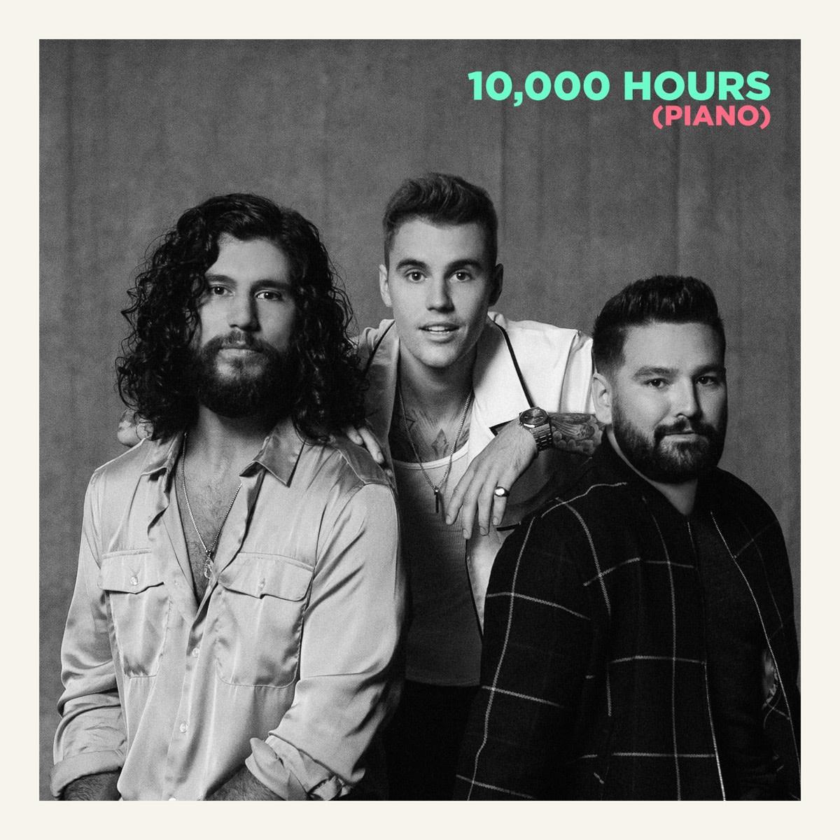 """Dan + Shay, Justin Bieber—""""10,000 Hours"""""""