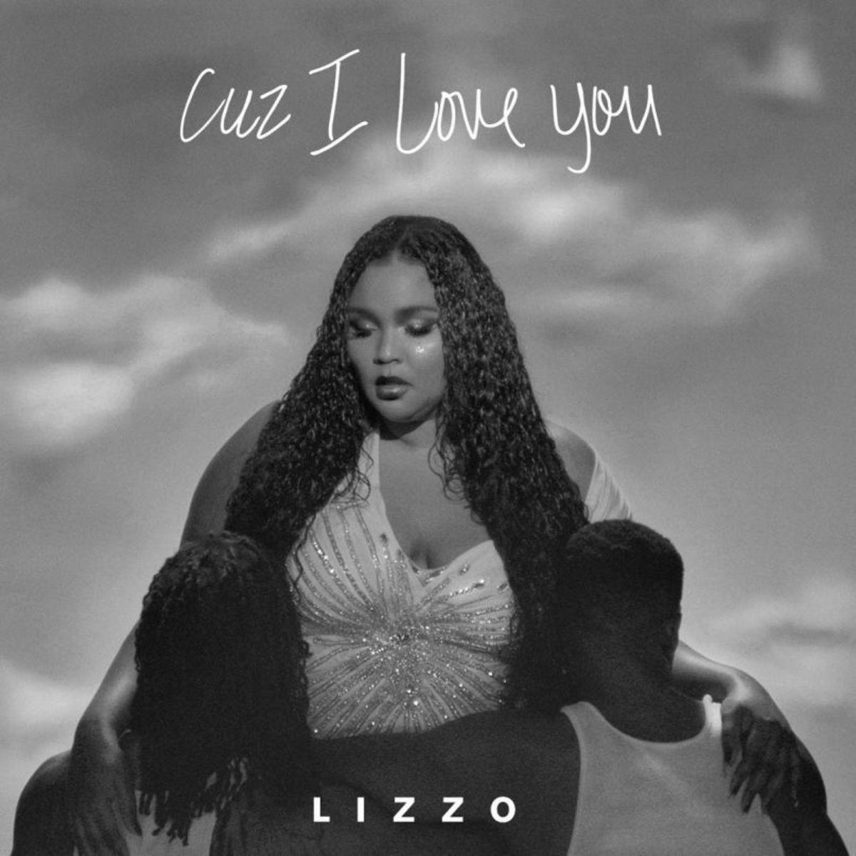"""Lizzo—""""Cuz I Love You"""" album cover"""