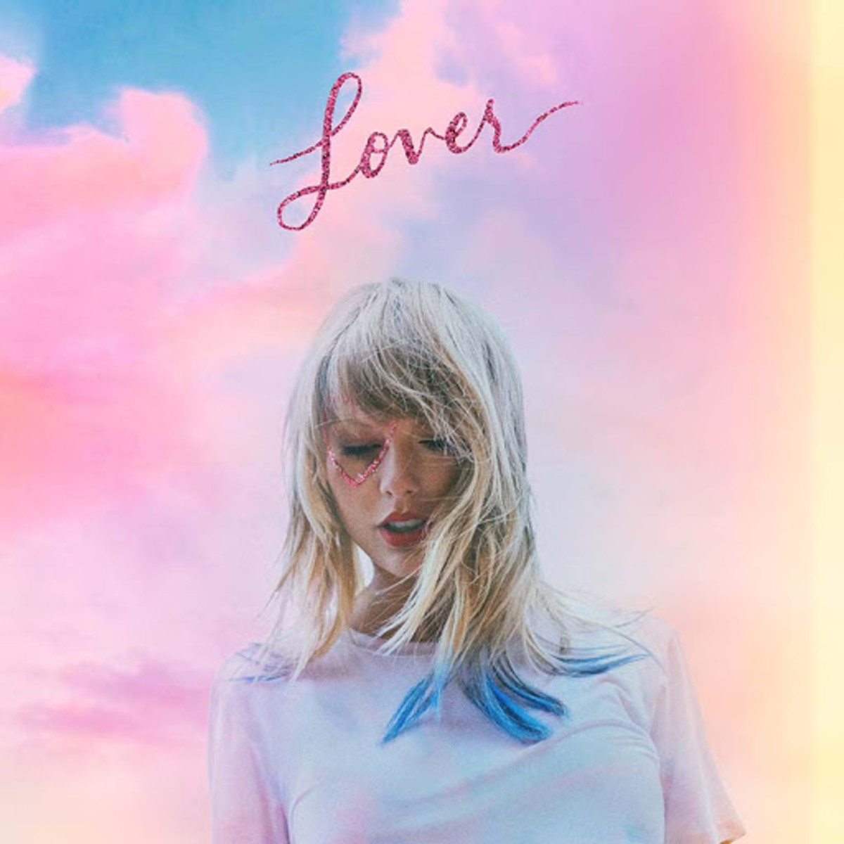"Taylor Swift—""Lover"" album cover"