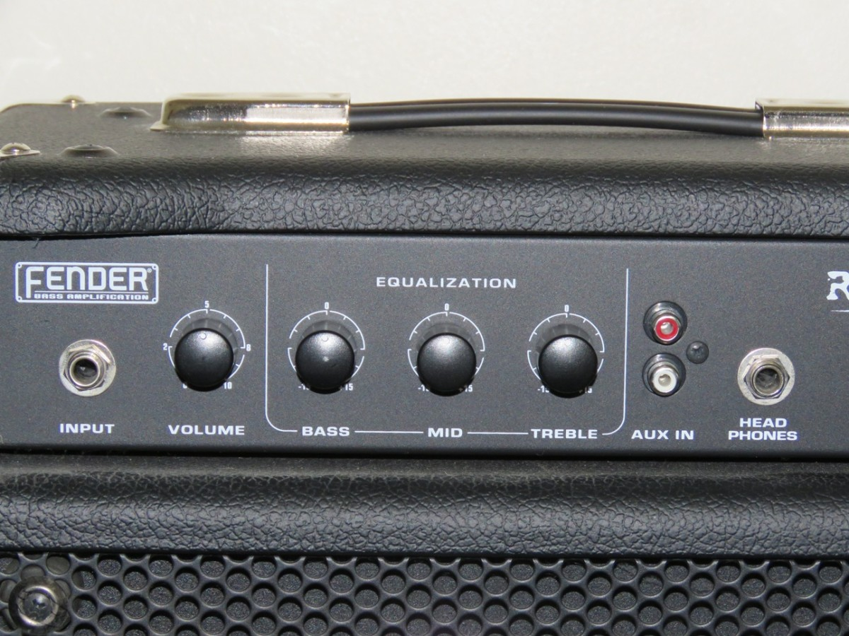 Small-wattage practice amps should include a solid EQ section along with features like a headphone jack.
