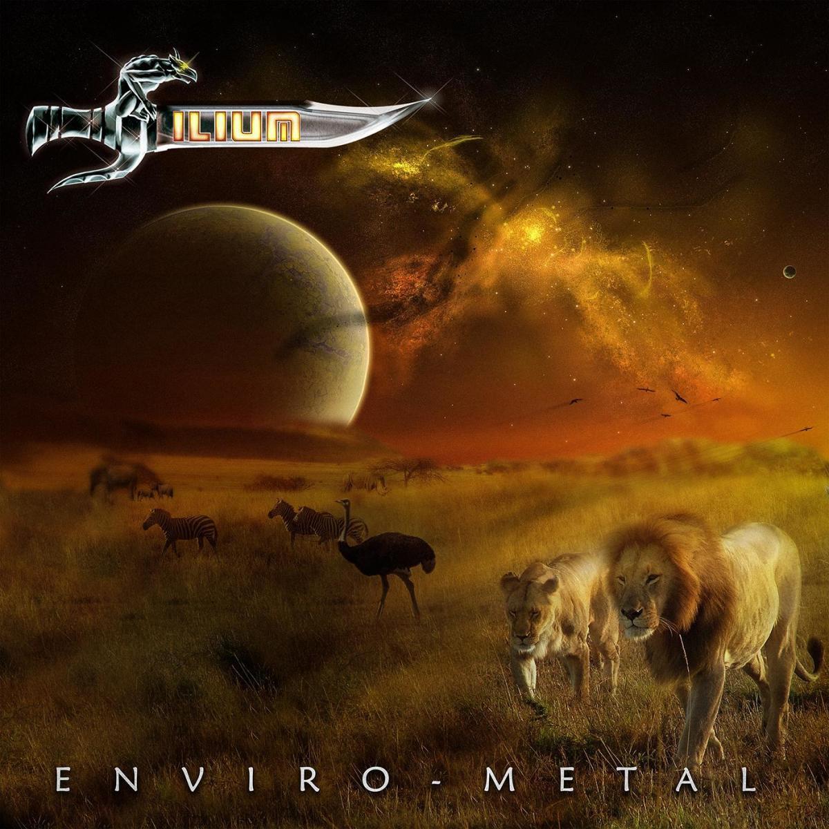 """Enviro-Metal"" EP cover"