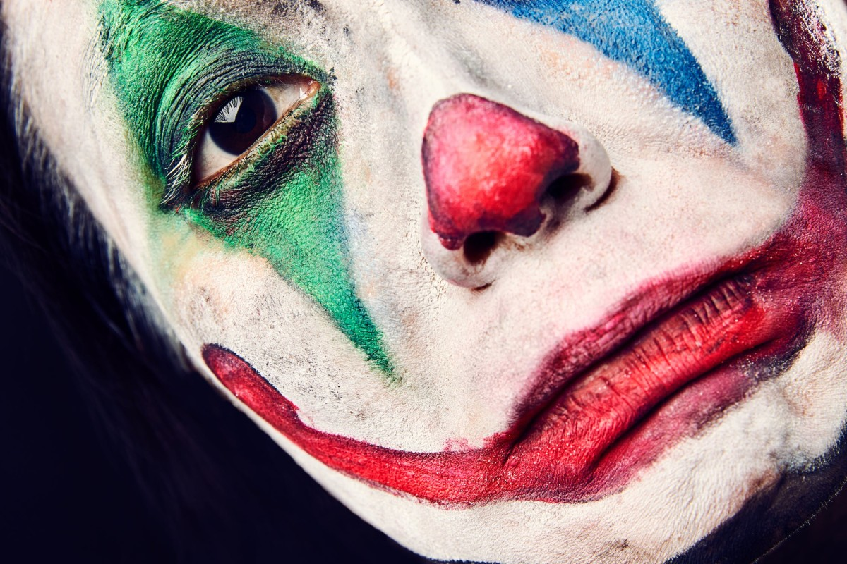 """""""Don't blame a clown for acting like a clown. Blame yourself for going to the circus."""" - Anonymous"""