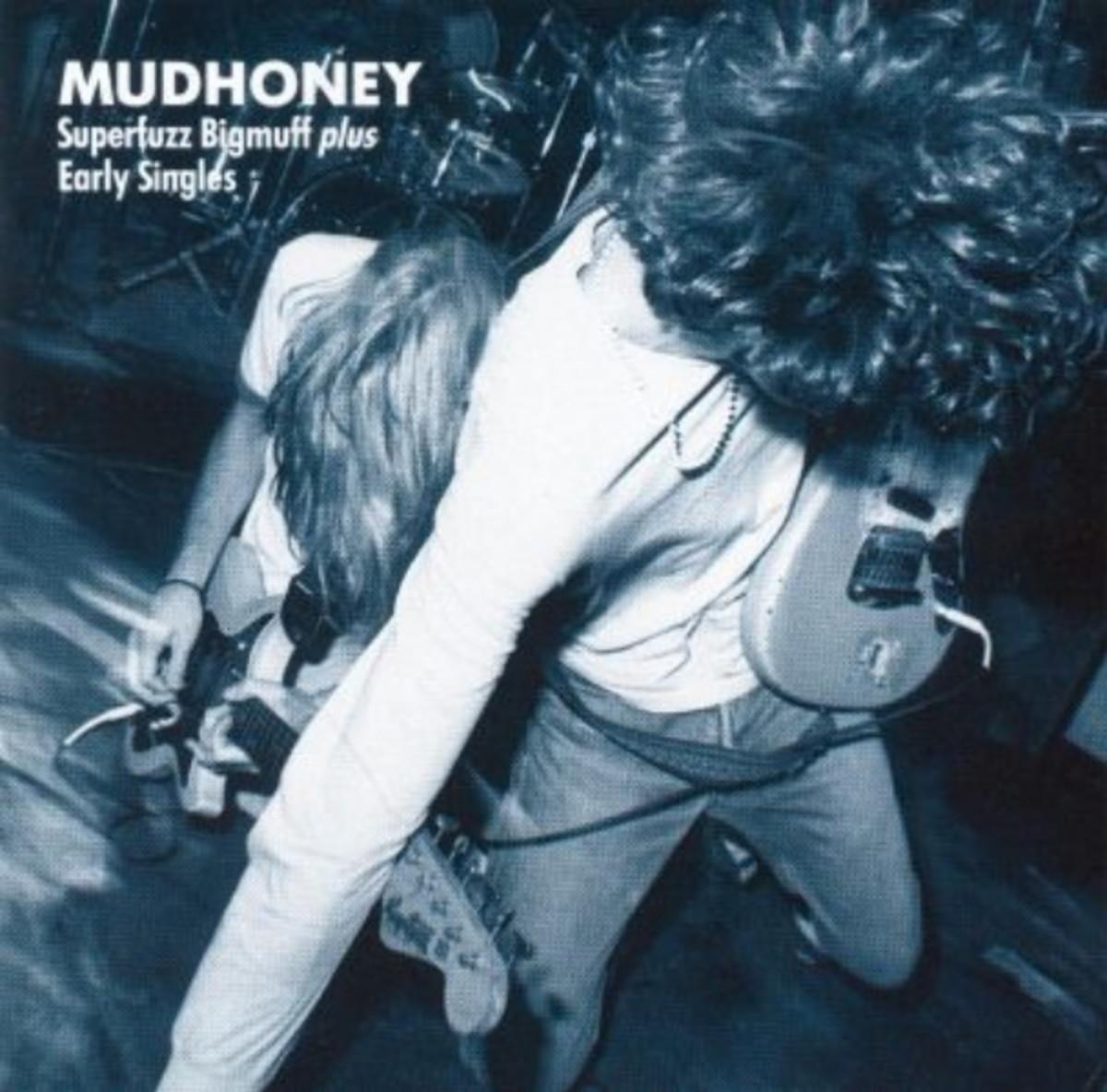 """Superfuzz Bigmuff (Plus Early Singles)"" by Mudhoney"