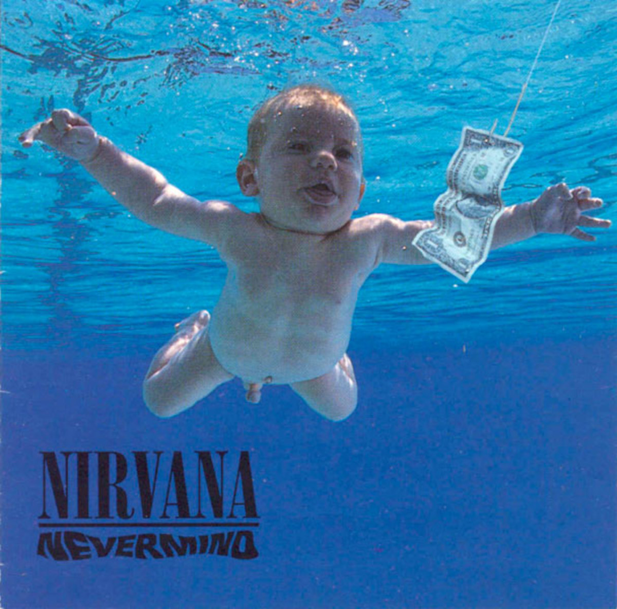 """Nevermind"" by Nirvana"