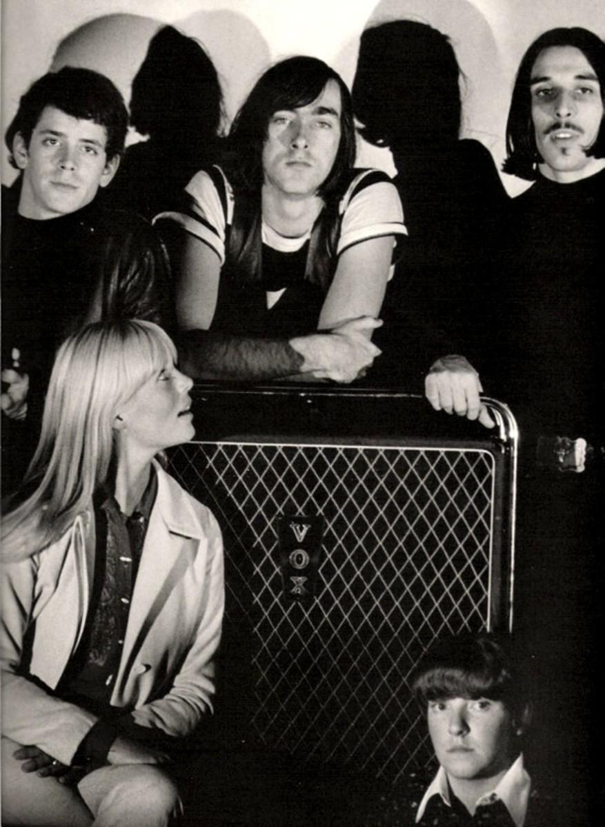Velvet Underground and Nico (lower left)