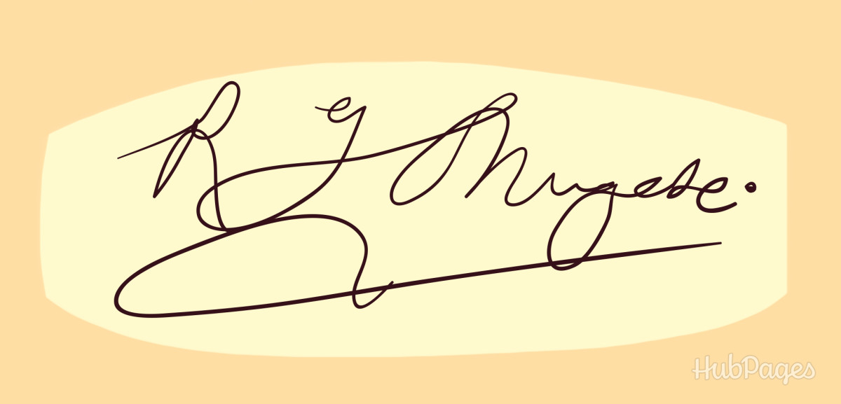 Dotted signature