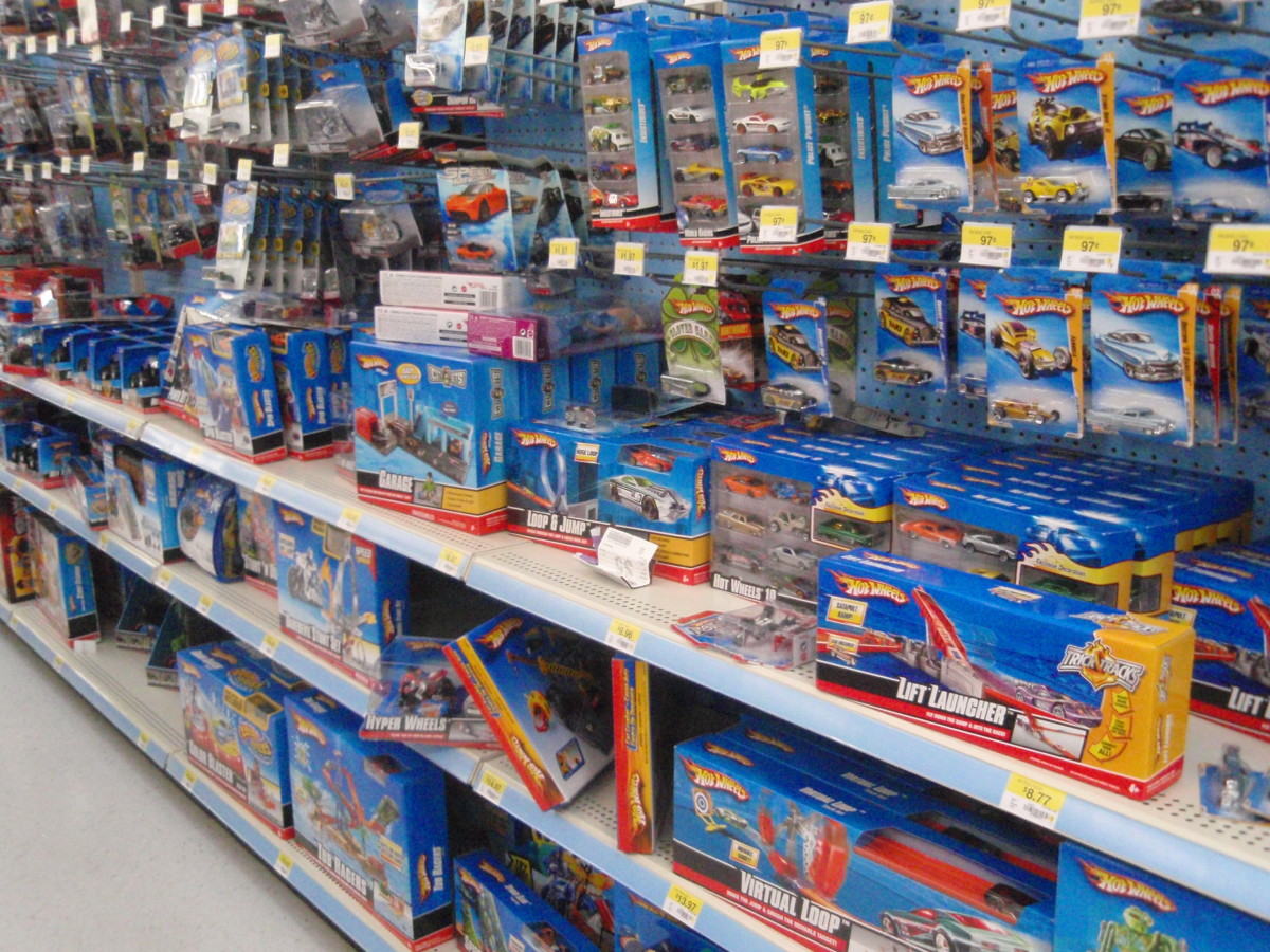 Walmart Cars Toys For Boys : How do people keep gender stereotypes going who says