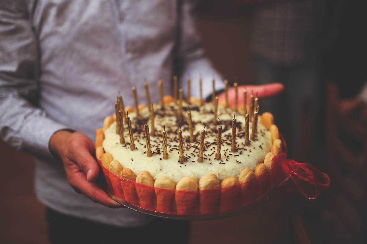 A simple gesture like a nice cake on your wife's birthday (or any day, if she's a fan of sweets) can do more than you realize.
