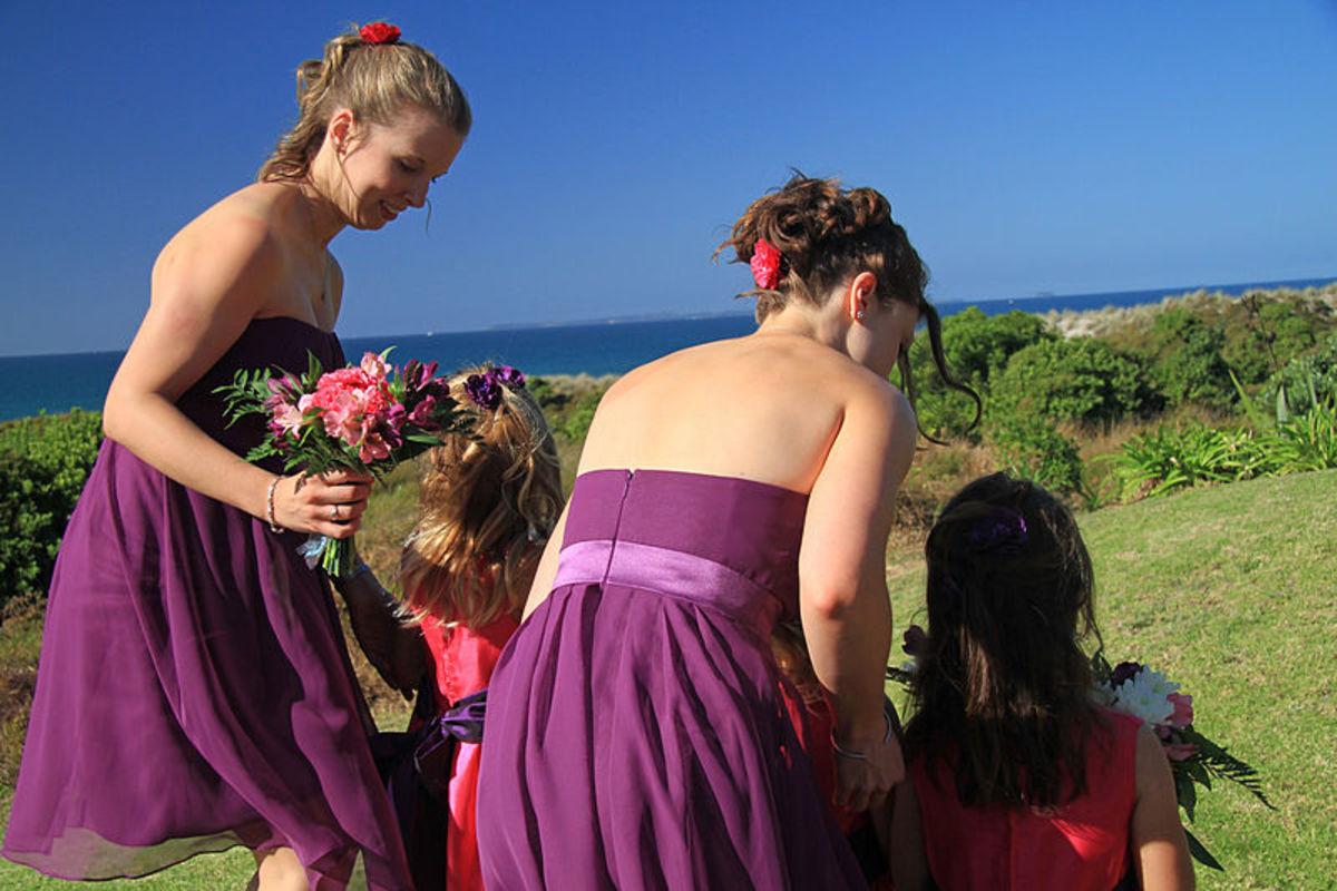 Always a bridesmaid, never a bride.
