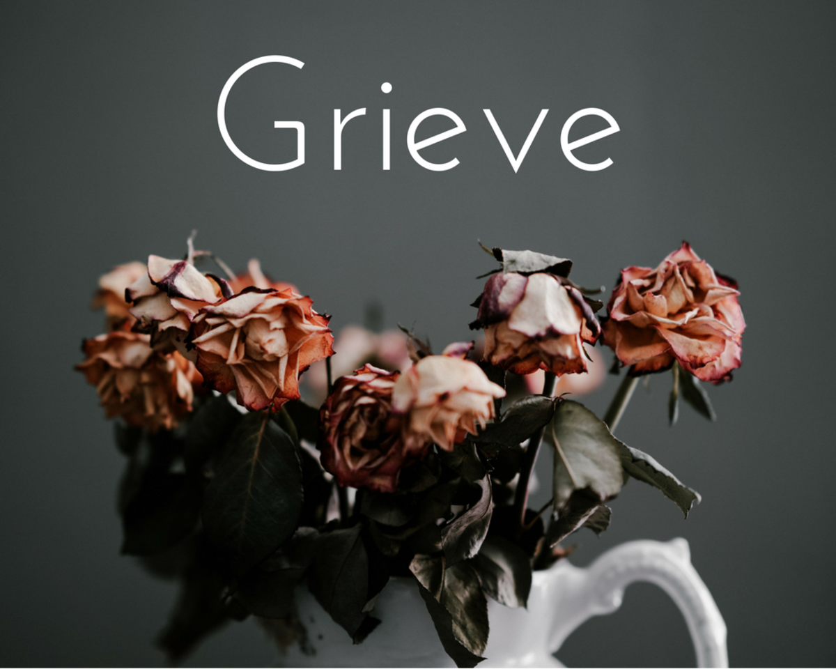 No contact gives you permission to mourn and time to grieve the loss of your relationship.
