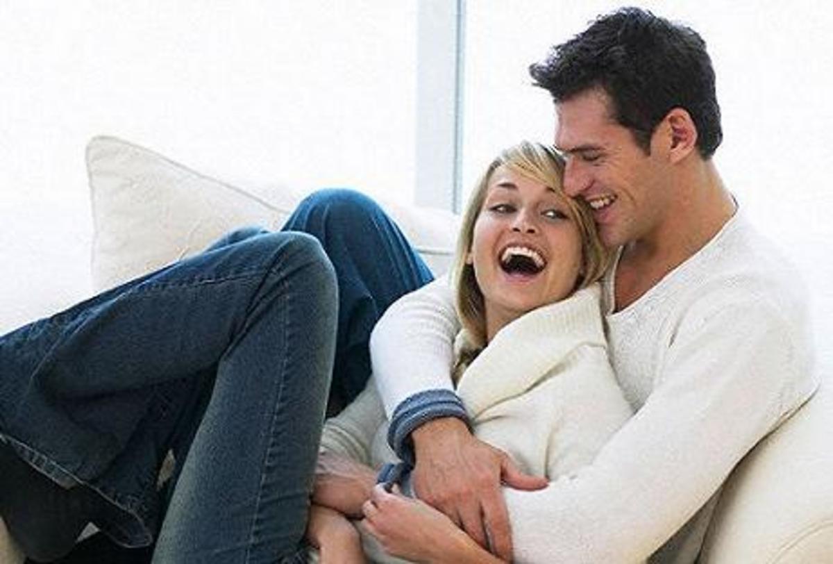 Women love a man that makes them laugh!