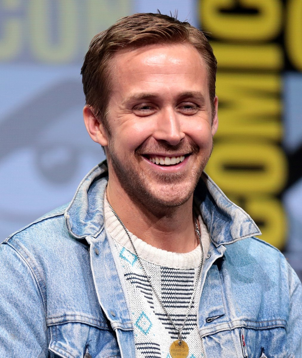 Ryan Gosling. Need I say more?