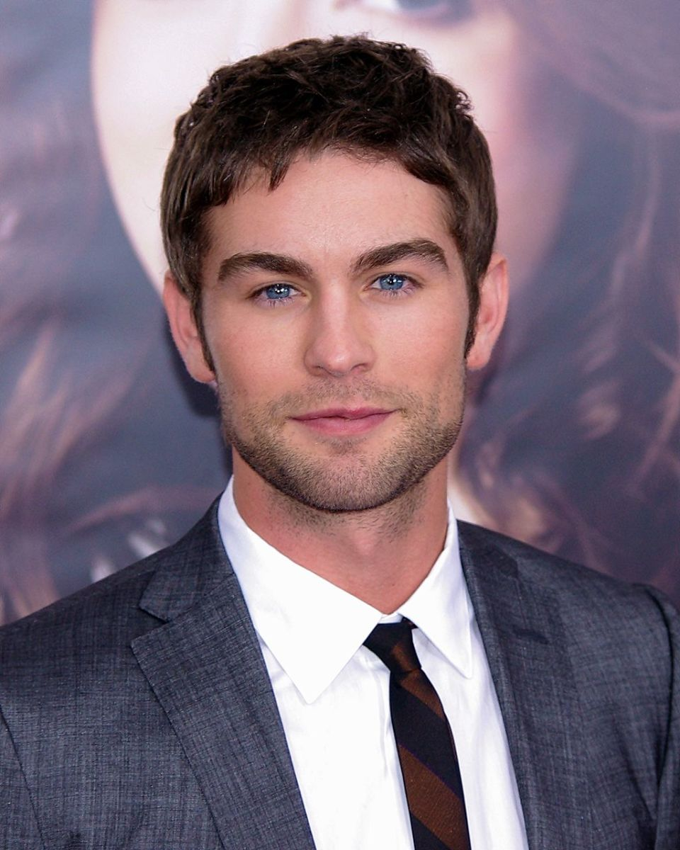 Chace Crawford. He's just so cute.