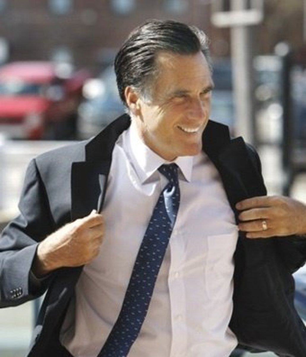 Mitt Romney: Every girl's dream man