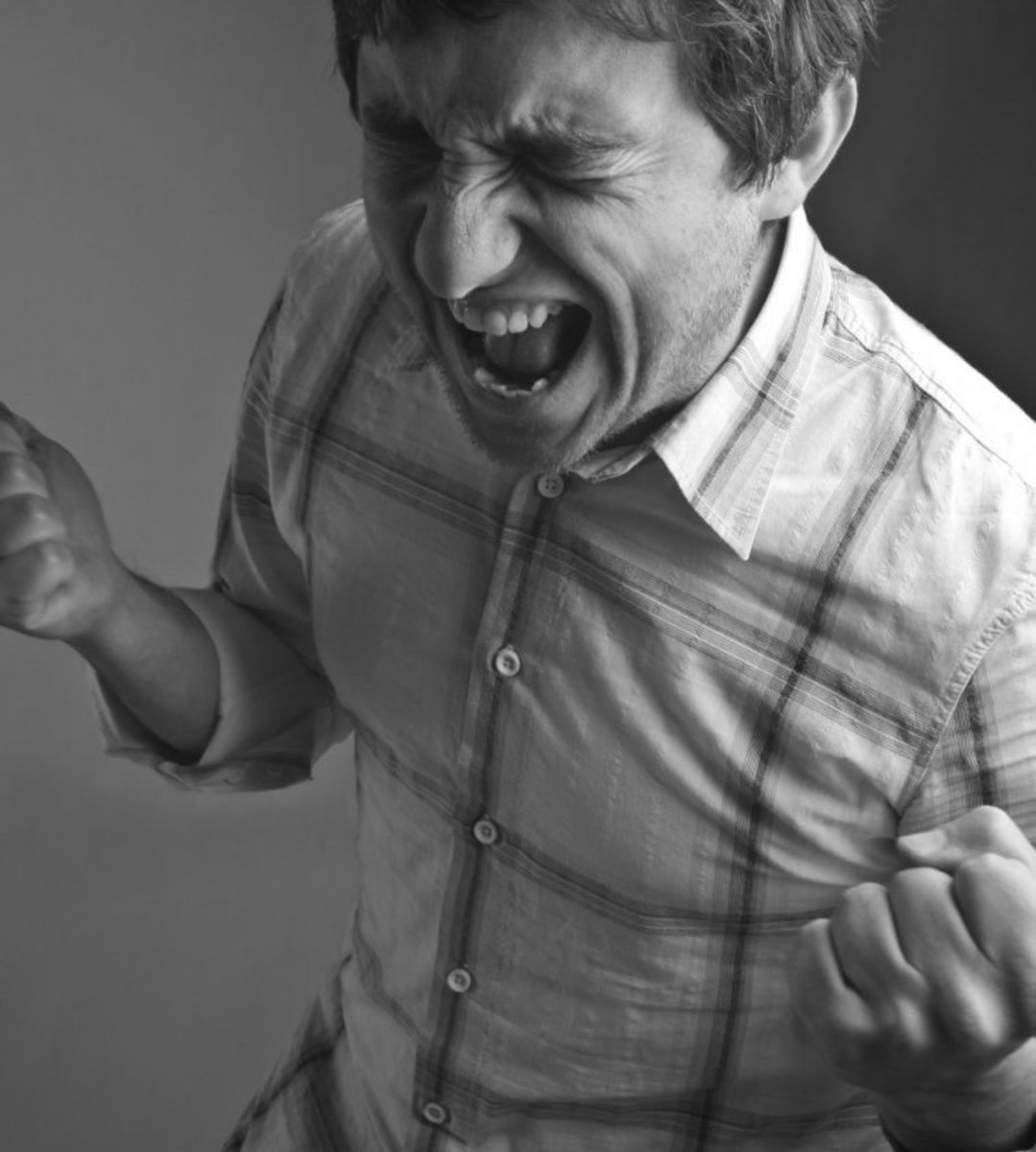 Does he snap at everything you say and do? His frustration in your relationship could be driven by malicious factors.