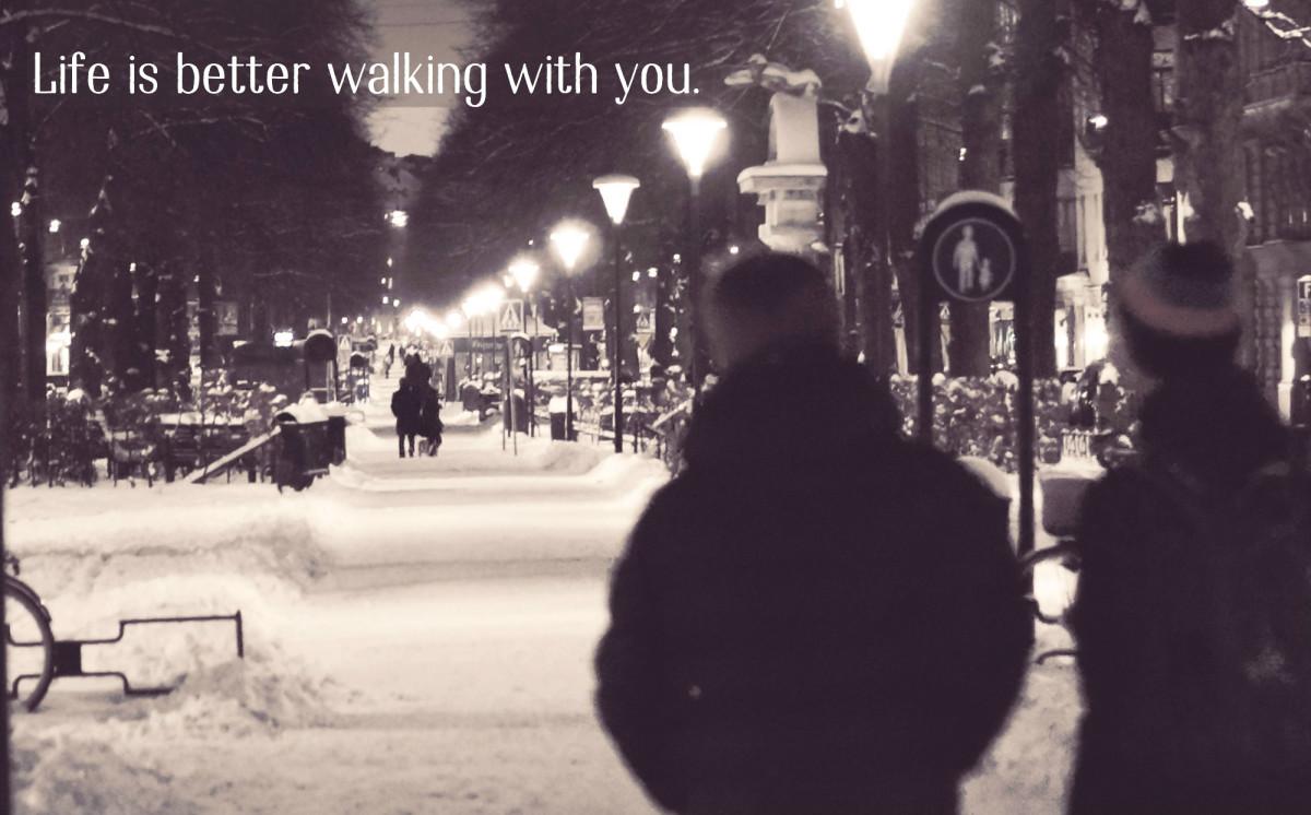 LDR Texts, Quotes, & Romantic Come Back Soon Messages