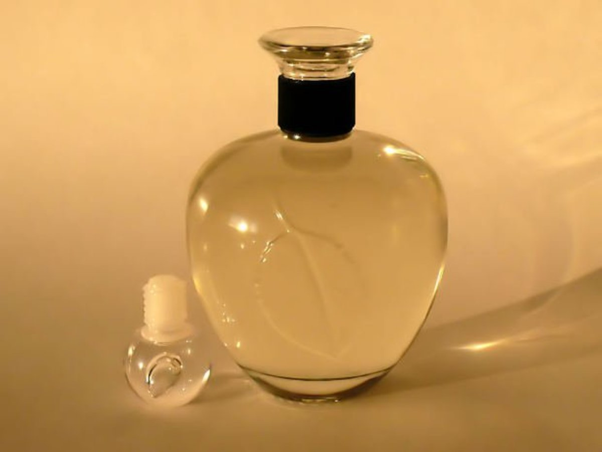 Natural body scent, not cologne or perfume, was the focus of Dr. McClintock's 2002 study.