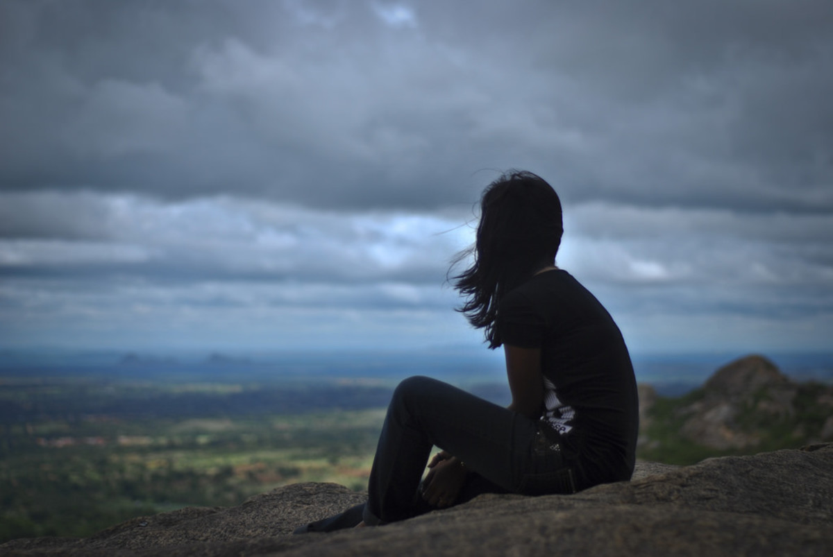 Relationships afflicted with the MW Syndrome suffer. Photo: Harsha K.R. Licensed CC-SA 2.0