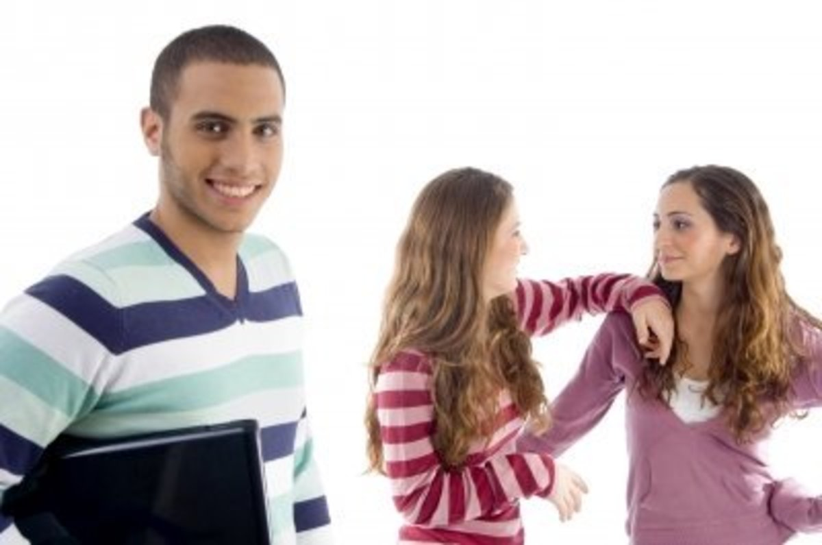 Informal introductions are supposed to be light, carefree and fun. Use first names and carry a relaxed body language.