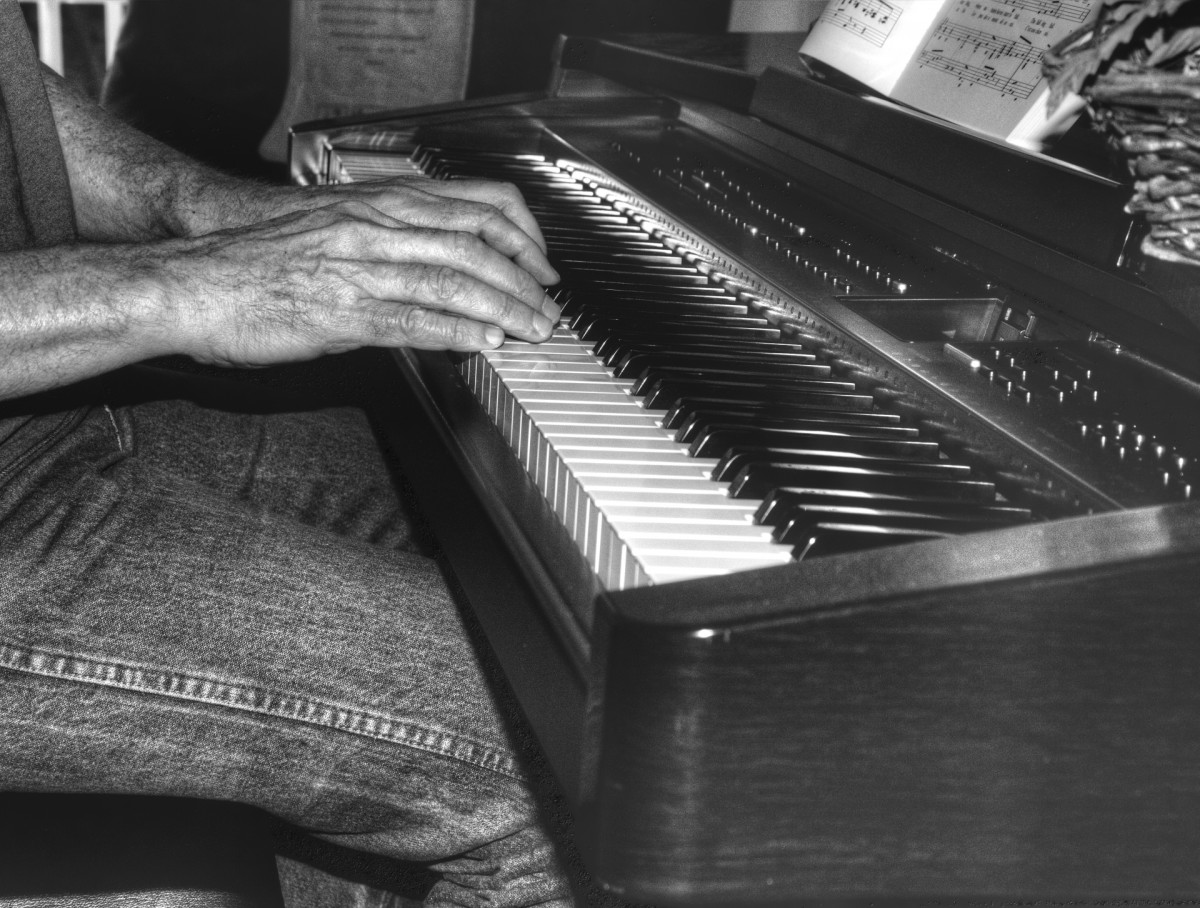 A great part of understanding a good man is understanding his music.