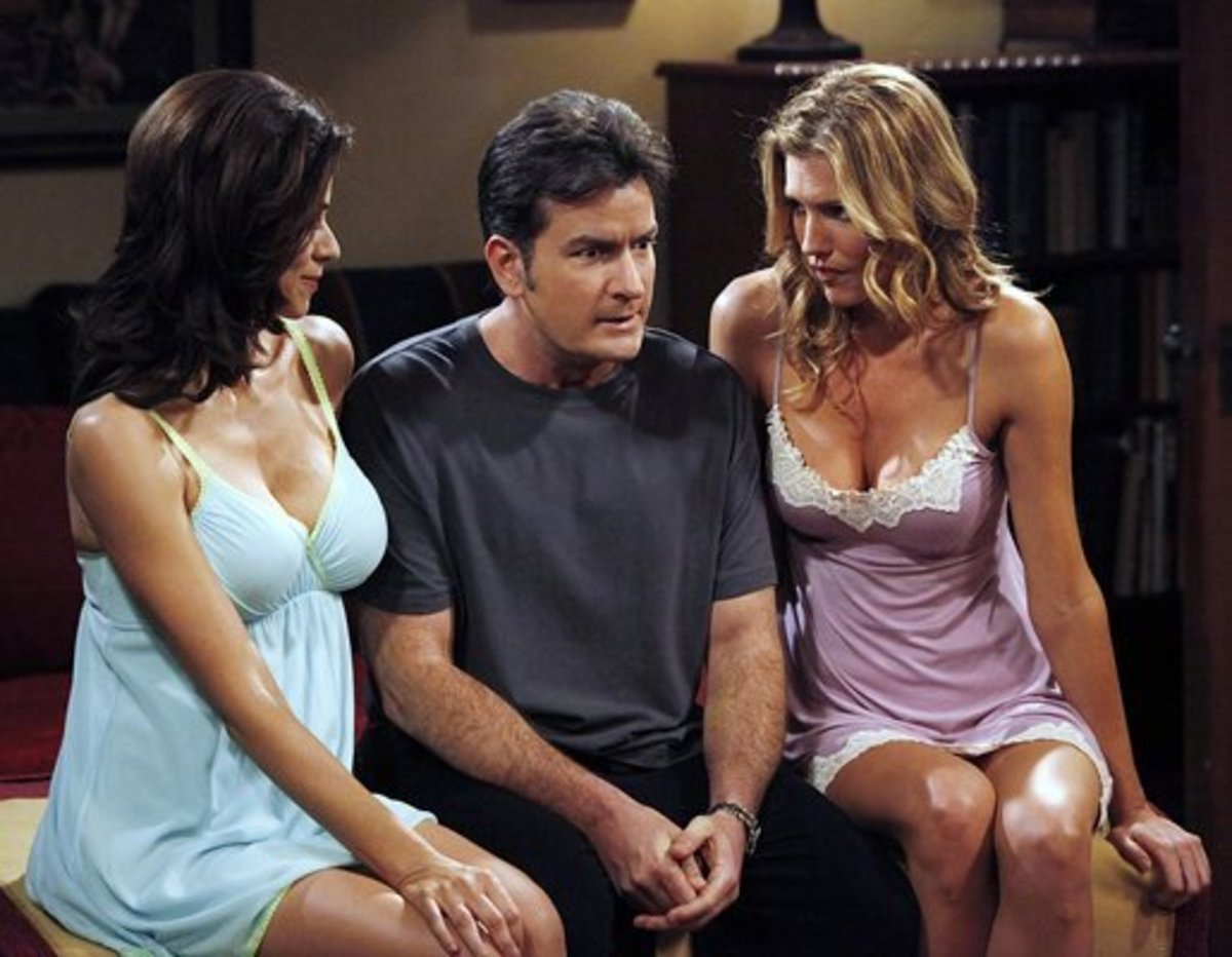Media and popular culture typically portray commitment phobic men in a certain way, a classic example of which is Charlie Harper from Two and a Half Men.