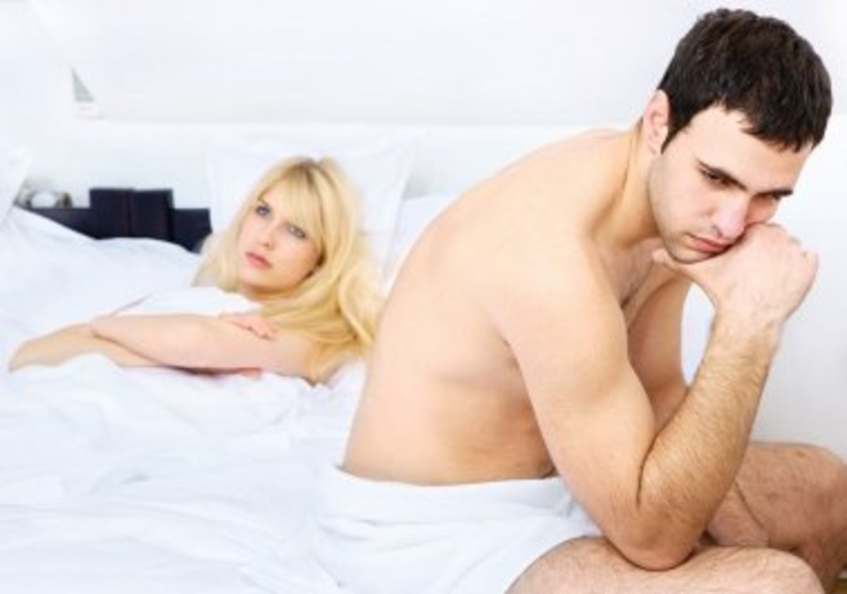 A guy may be afraid that commitment will rob a relationship of the excitement and spark of physical intimacy.