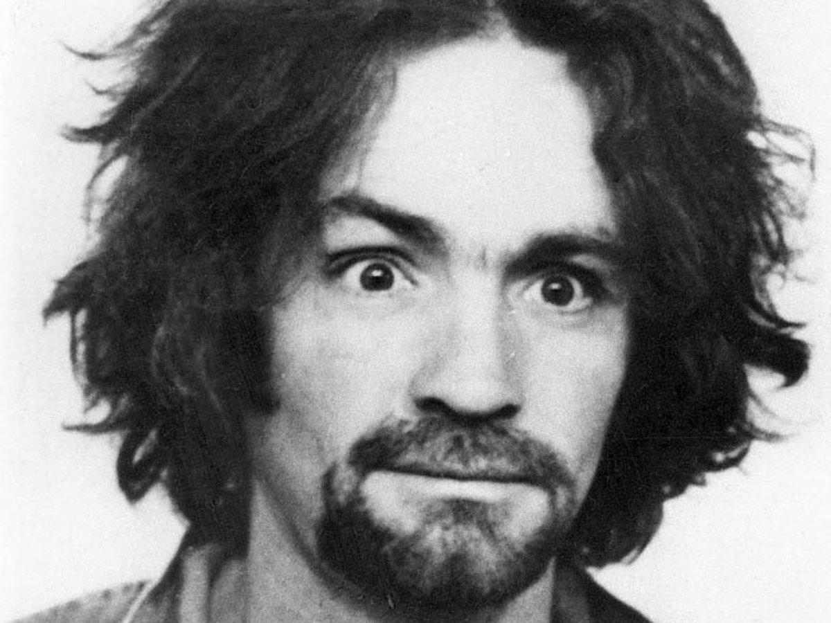 Charles Manson is a Scorpio.