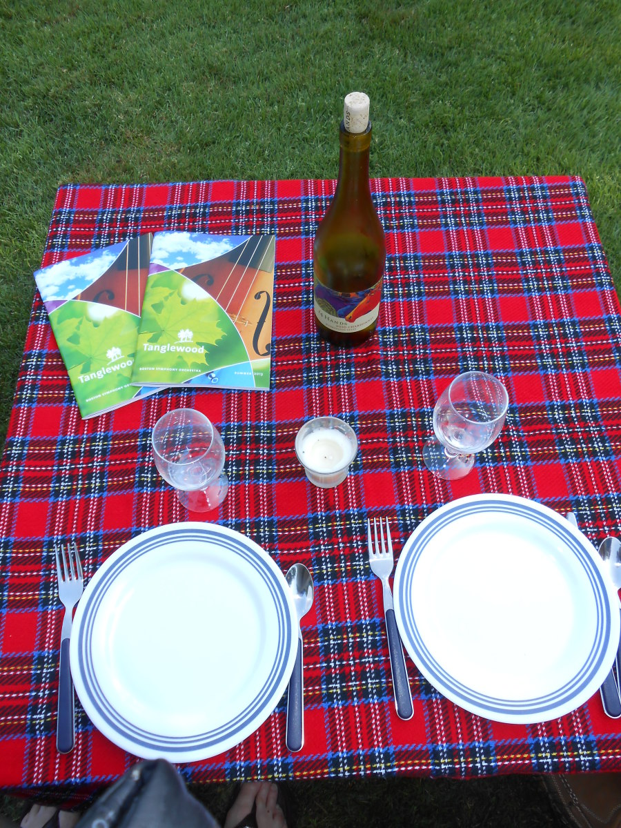 and finding new places to go on picnics will add variety to your marriage.