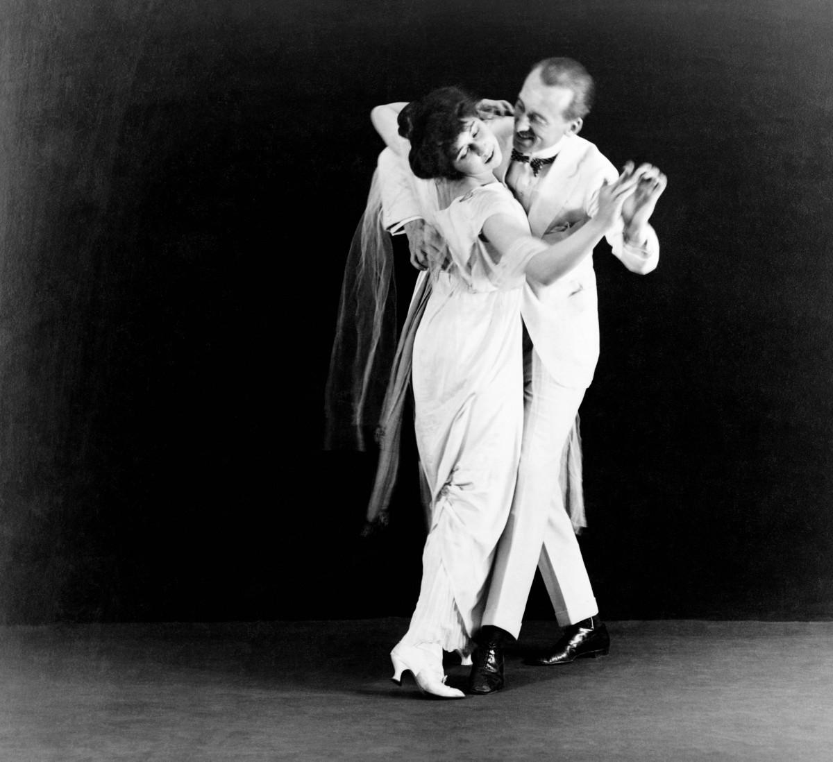 The Closeness of Ballroom Dancing