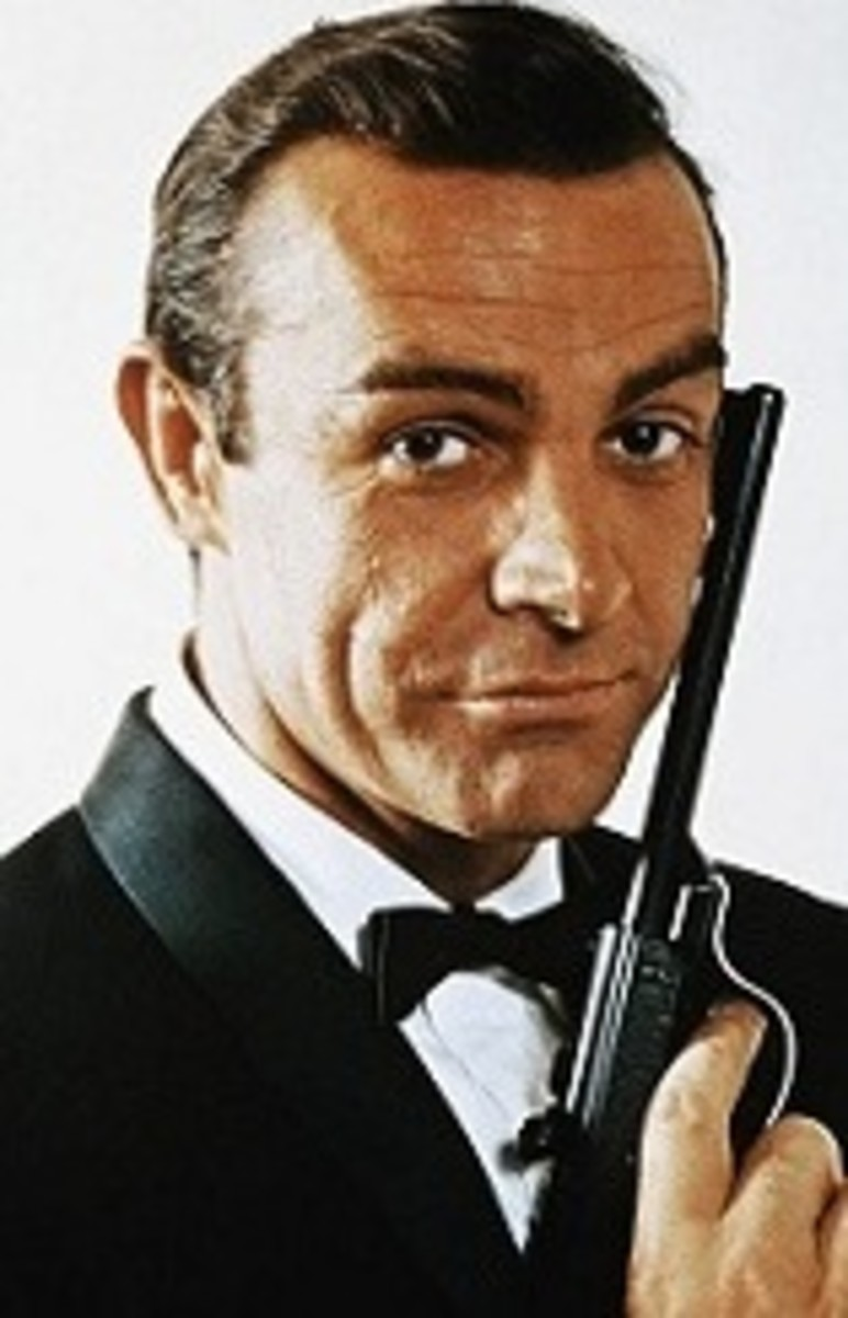 James Bond is a good example of a unique Brit that ladies love