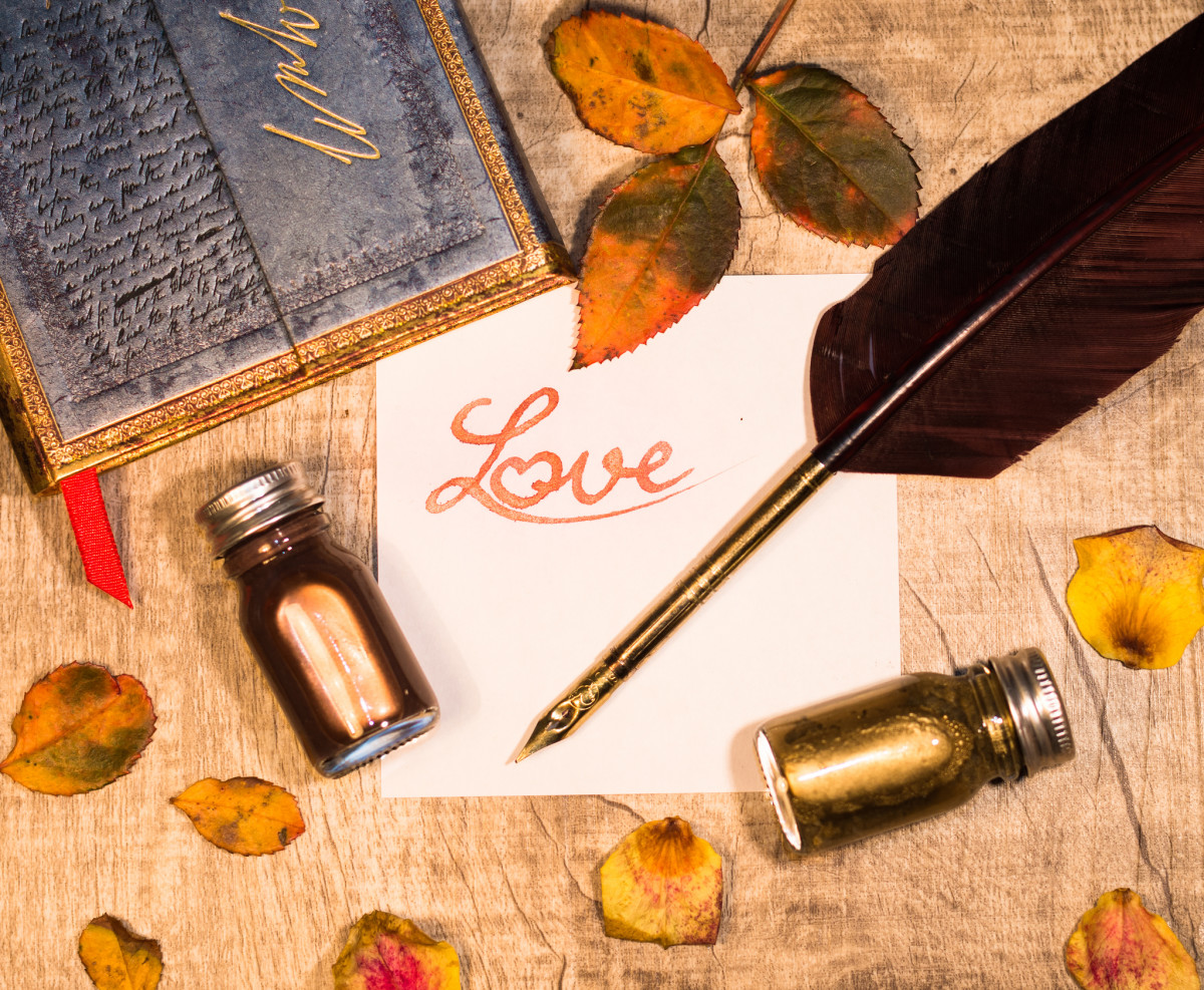 a romantic letter has the power to change the course of your relationship