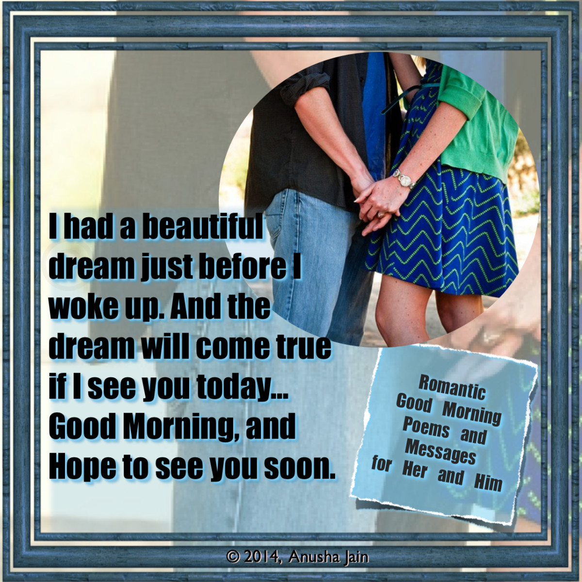For wake up girlfriend poem Love Poems