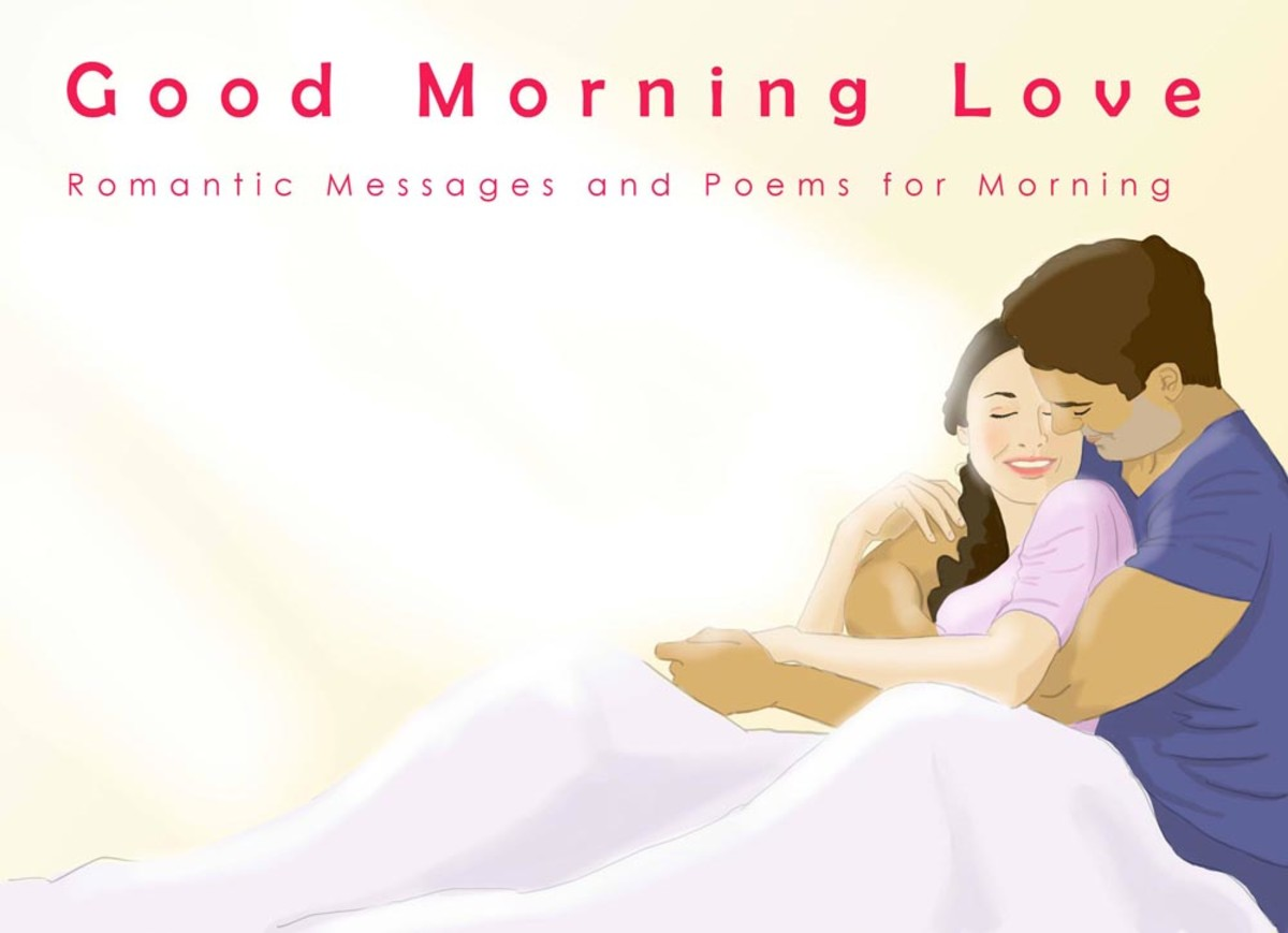 Good Morning Messages For Him: Messages For Him And Her
