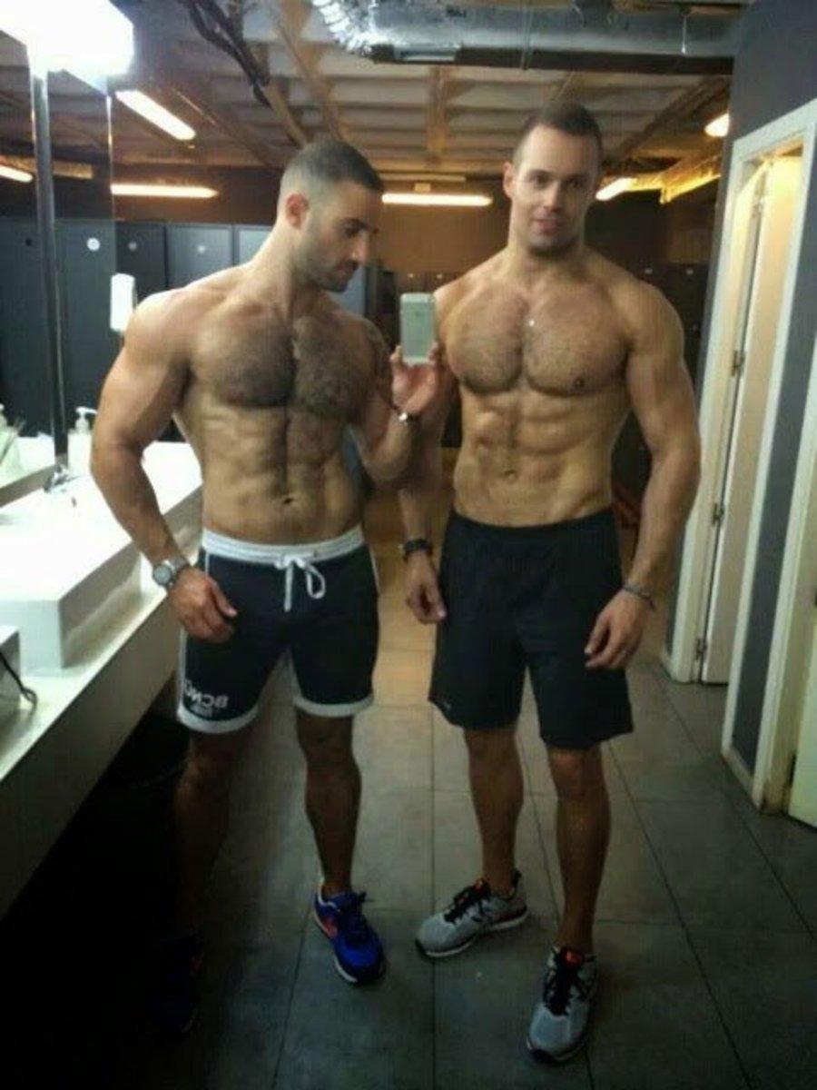 type couple homo