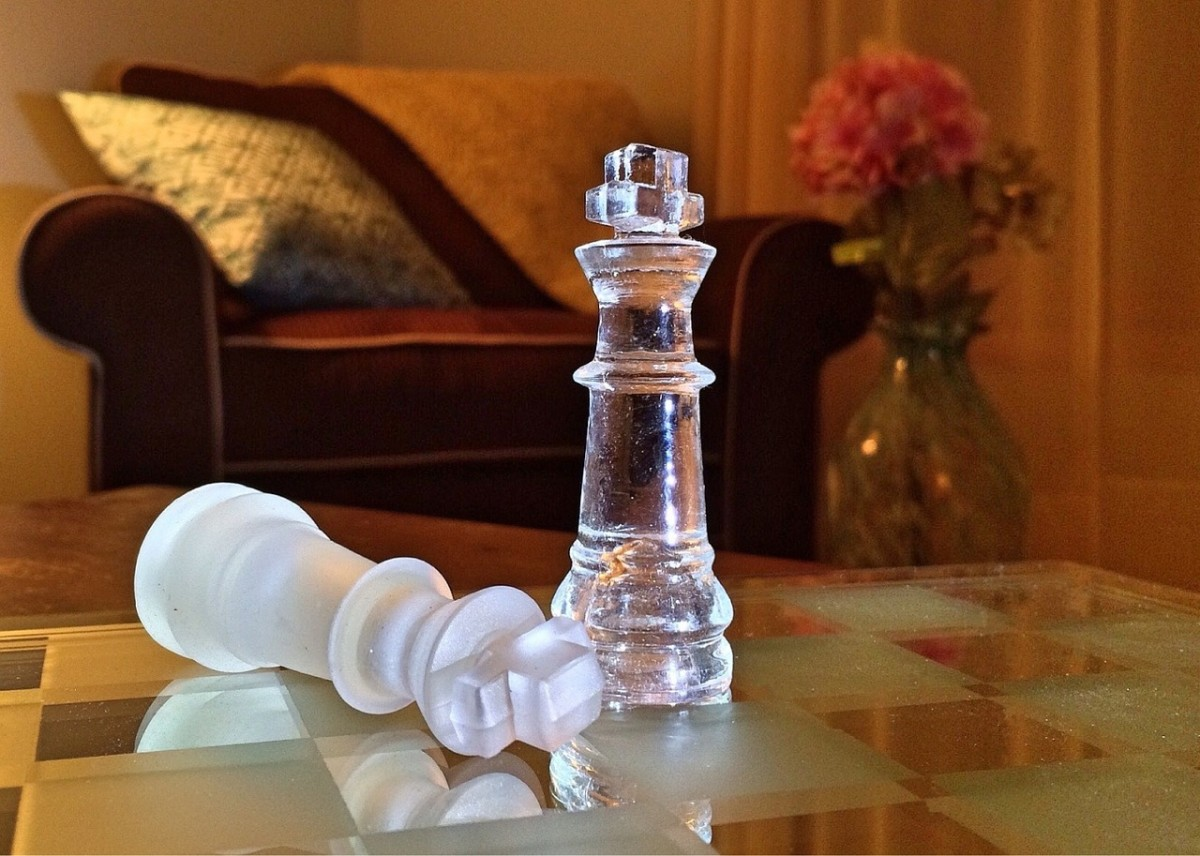 Even if your boyfriend is a chess expert but  you don't know the difference between a knight and a rook, showing an interest in each others' favorite hobbies is the sign of a strong couple.
